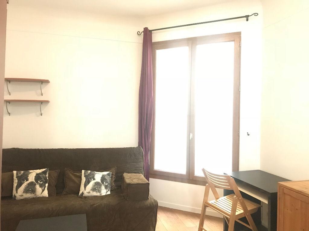 Appartement PARIS 18 meublé 1 pièce(s) – 18 m2 1