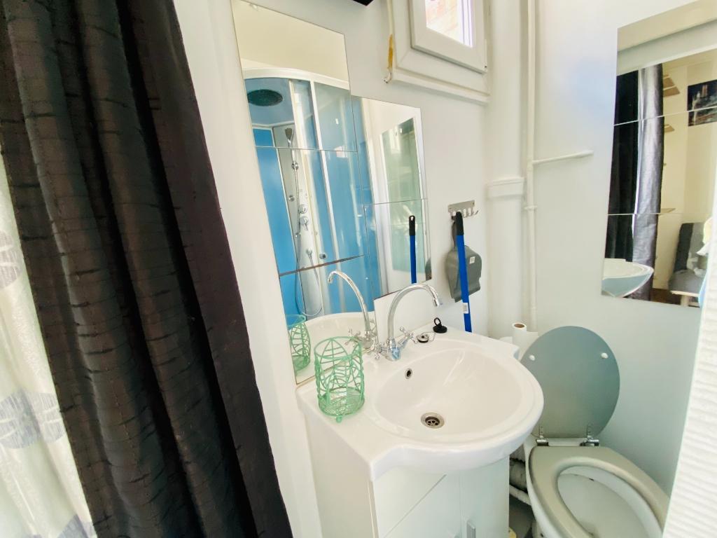Appartement Paris 1 pièce(s) 12.82 m2 7