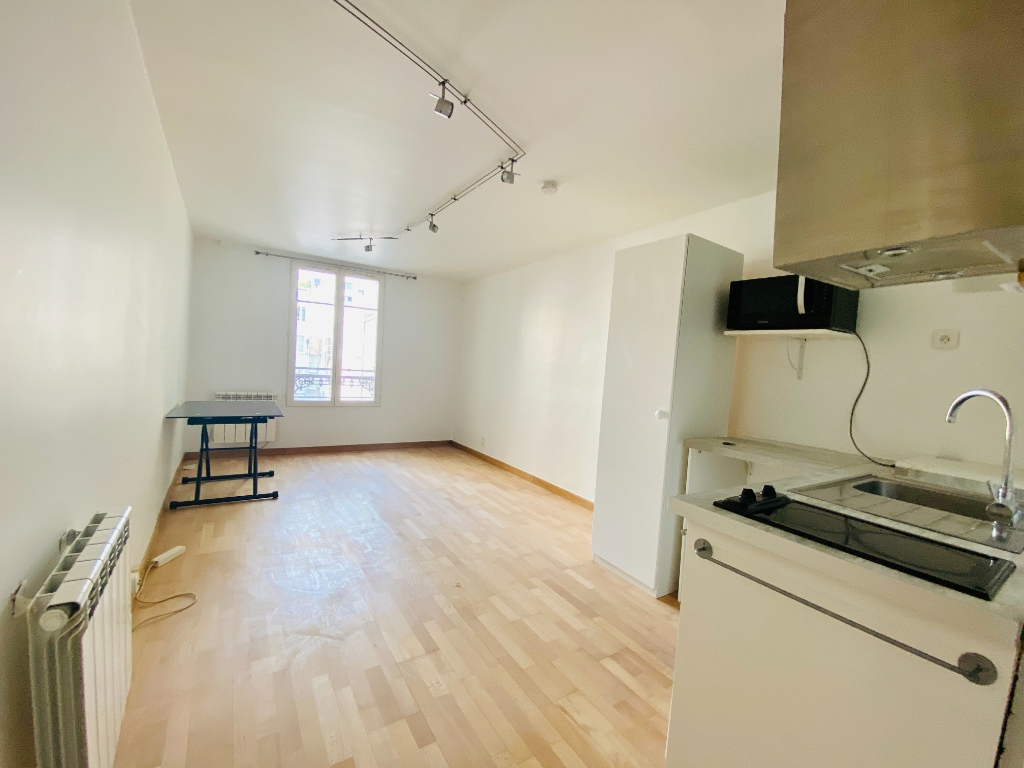 Studio non meublé – 22 m² – PARIS 18 ème 3