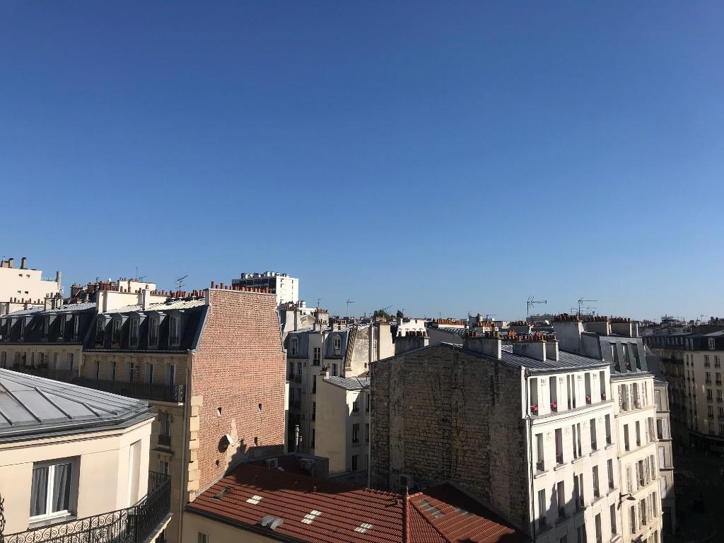 Deux pièces non meublé – Paris 17ème 1