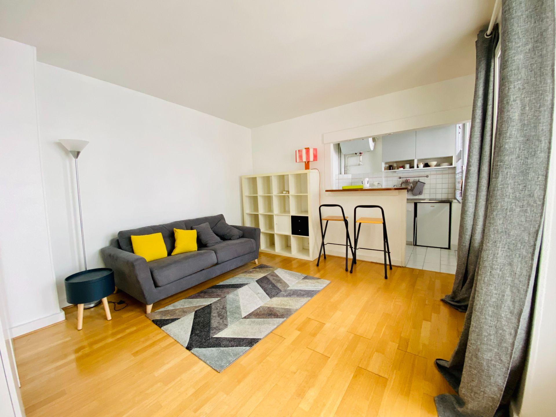 Apartment Paris 1 room (s) 21.46 m2 1
