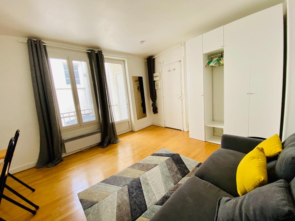 Appartement Paris 1 pièce(s) 21.46 m2 2