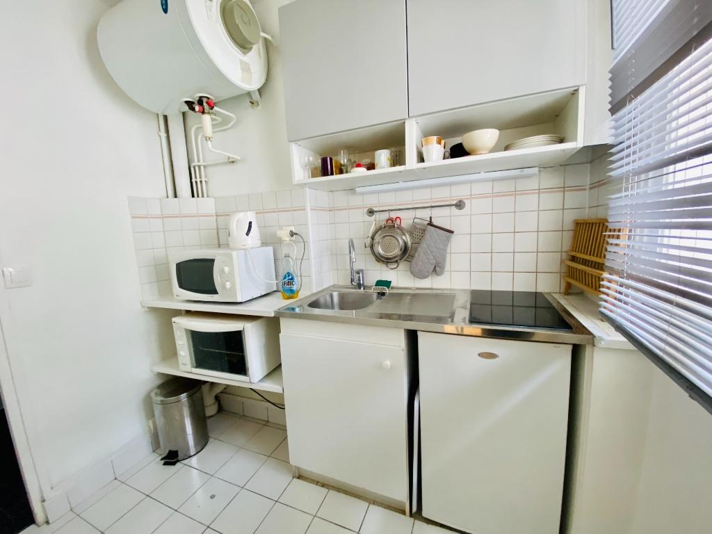 Appartement Paris 1 pièce(s) 21.46 m2 3