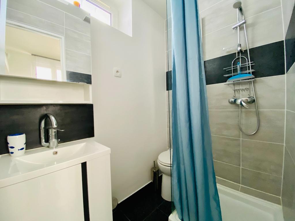 Appartement Paris 1 pièce(s) 21.46 m2 4