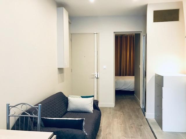 Deux pièces meublé – PARIS 9ème – 20 m² 1