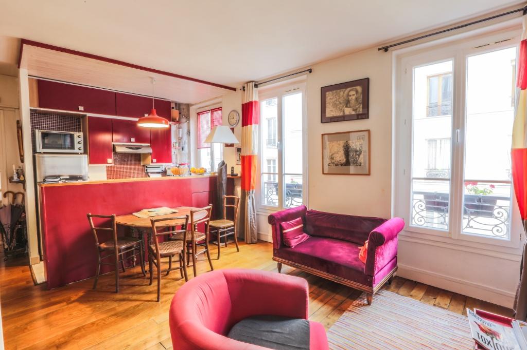 Immopolis – 3 charming rooms Rue Feutrier 2