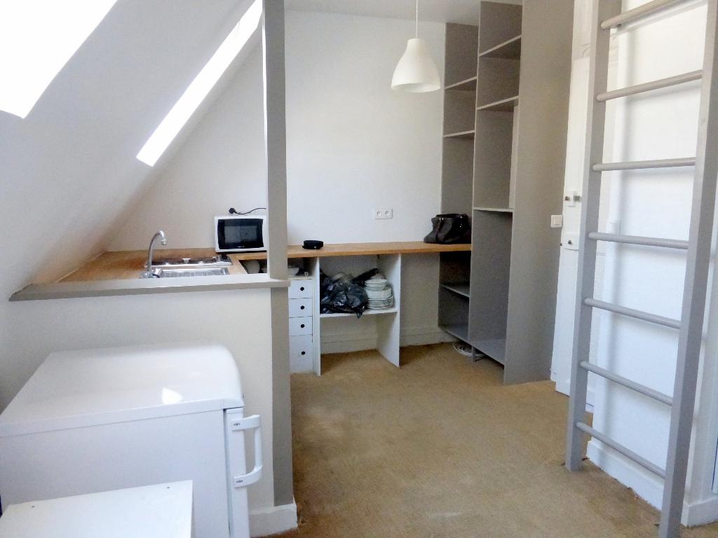 Appartement PARIS 09 – 1 pièce(s) – 12.17 m2 1