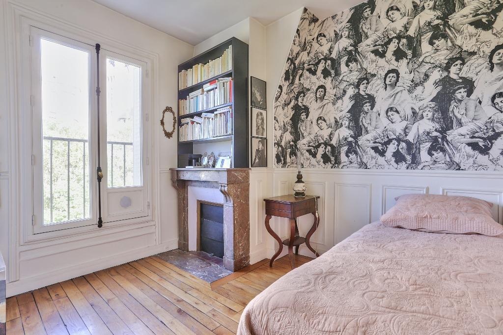 Paris – XVIII –  3 pièces de 44.20 m2 7