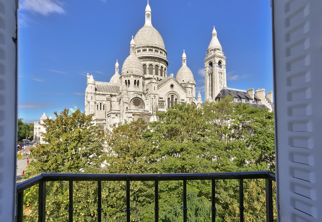 Paris – XVIII –  3 pièces de 44.20 m2 9