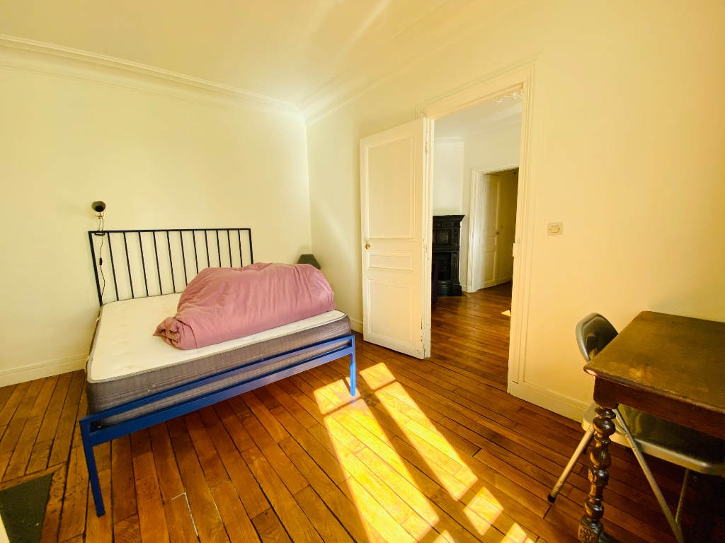 Two-piece apartment furnished – Montmartre 5