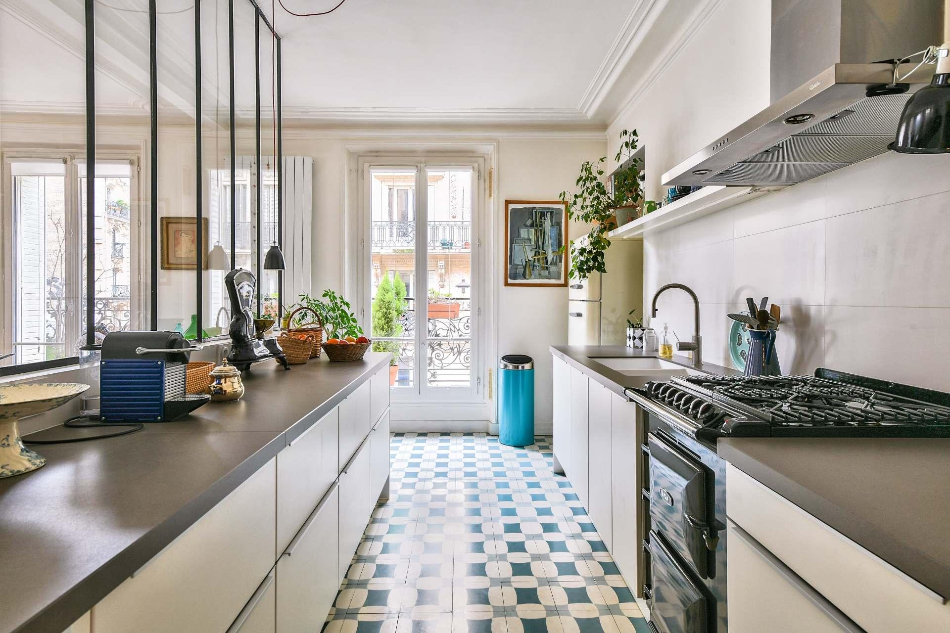 Appartement 3 pièces de 77m2 – Secteur Damrémont – Paris XVIII 4