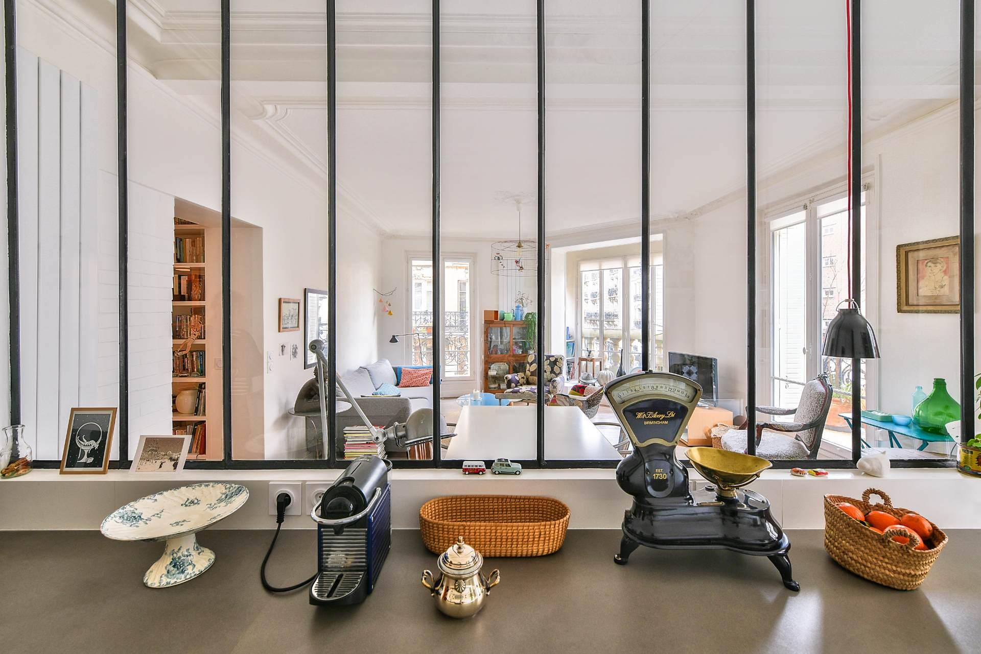 Appartement 3 pièces de 77m2 – Secteur Damrémont – Paris XVIII 5