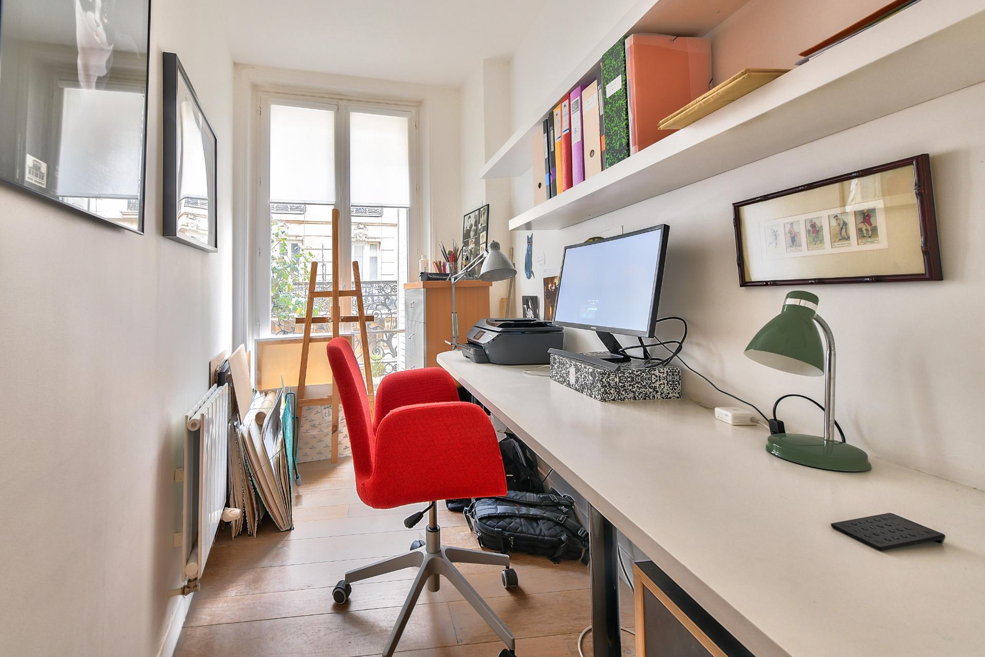 Appartement 3 pièces de 77m2 – Secteur Damrémont – Paris XVIII 8
