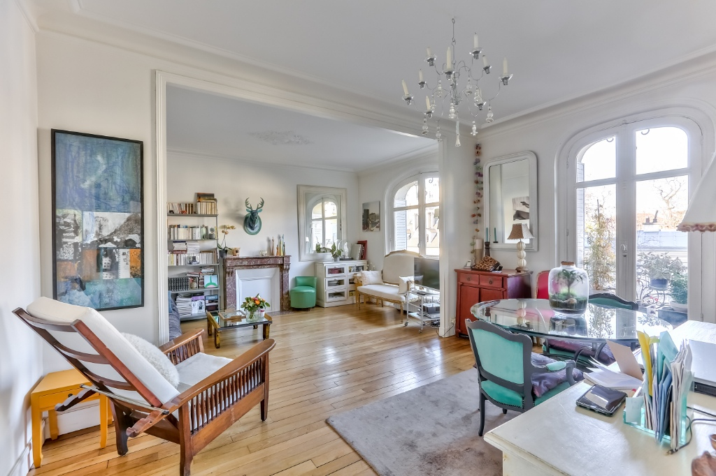 Haut Montmartre – Charming 3 room apartment with open view 3