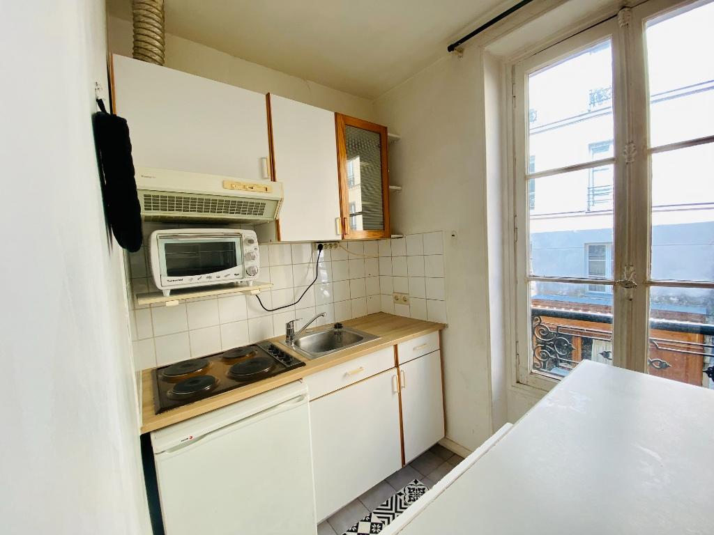 Appartement Montmartre  1 pièce(s) 21.32 m2 5