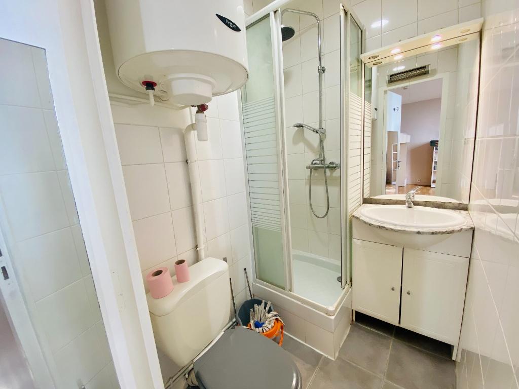 Appartement Montmartre  1 pièce(s) 21.32 m2 8