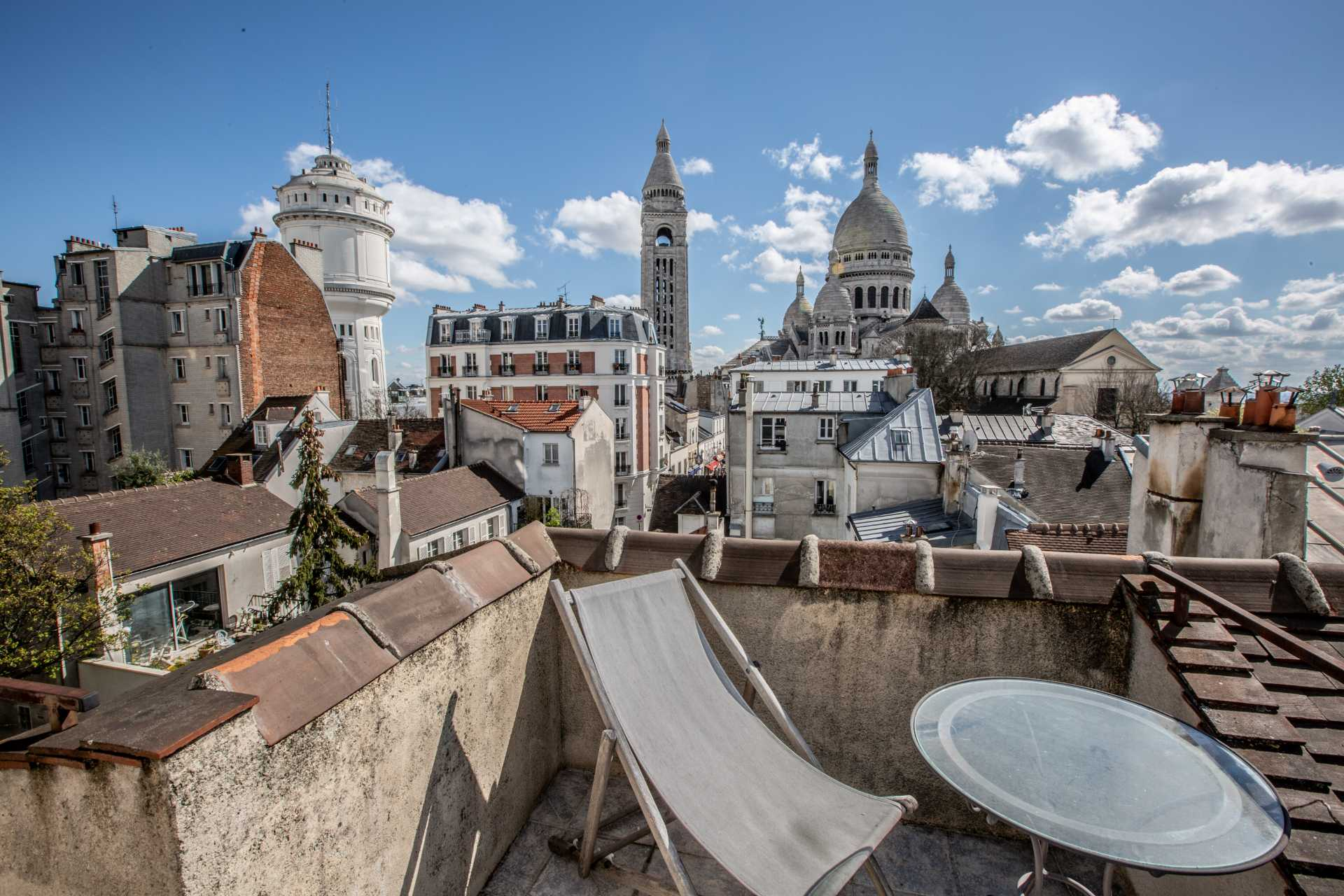 Hotel Particulier Haut Montmartre with exceptional views! 1