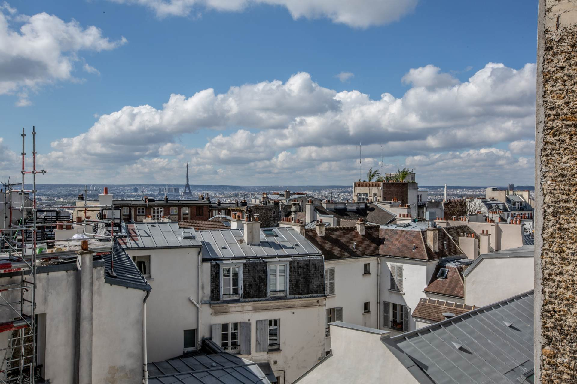 Hotel Particulier Haut Montmartre with exceptional views! 3