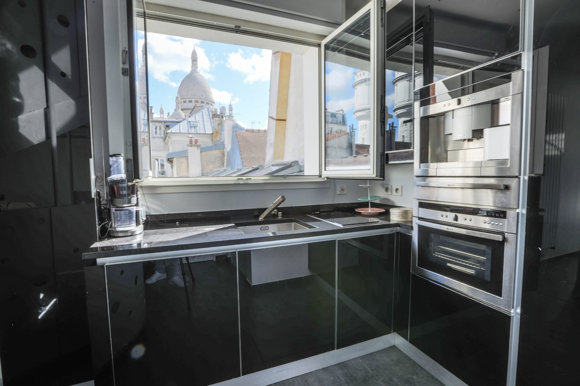 Hotel Particulier Haut Montmartre with exceptional views! 6