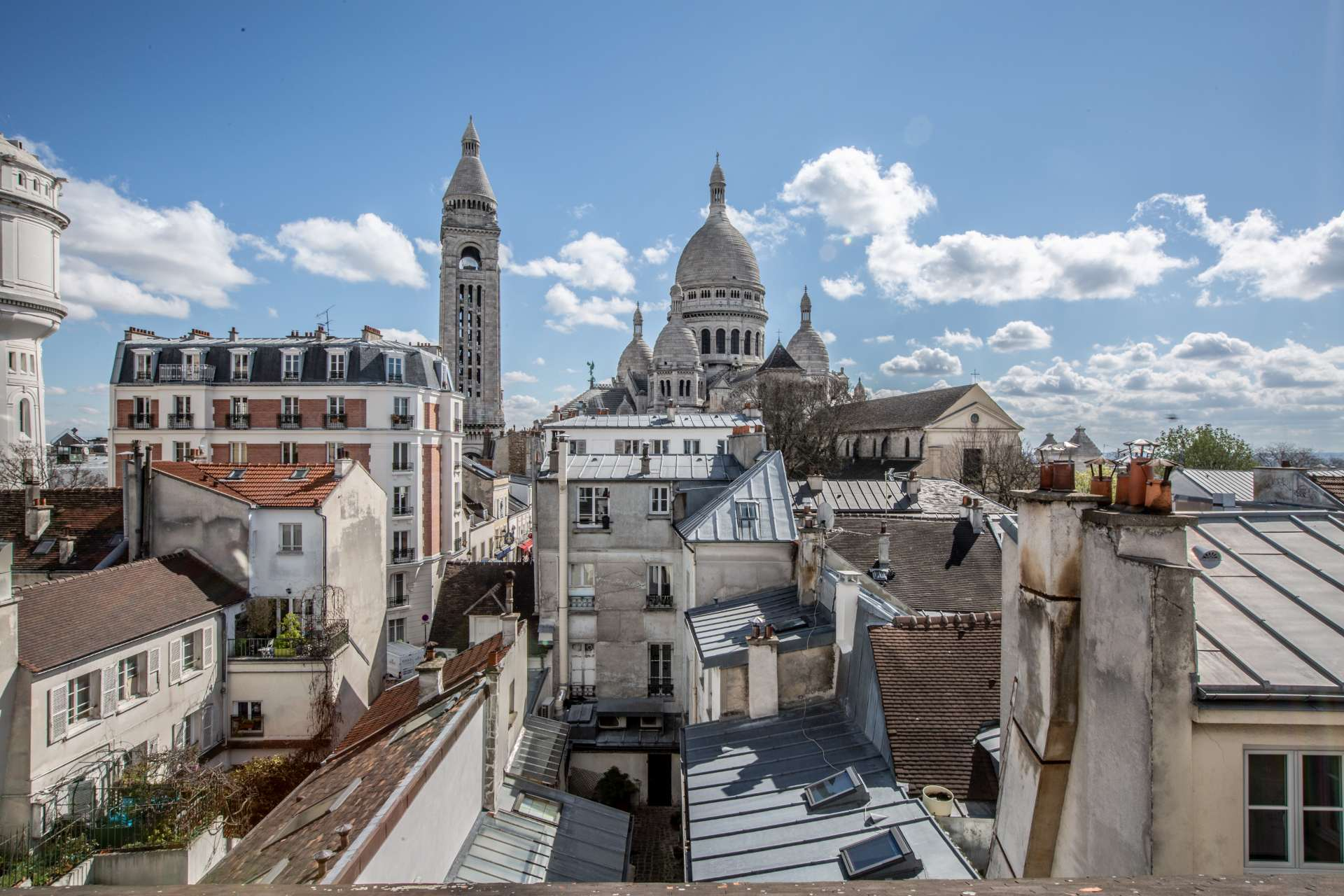Hotel Particulier Haut Montmartre with exceptional views! 9