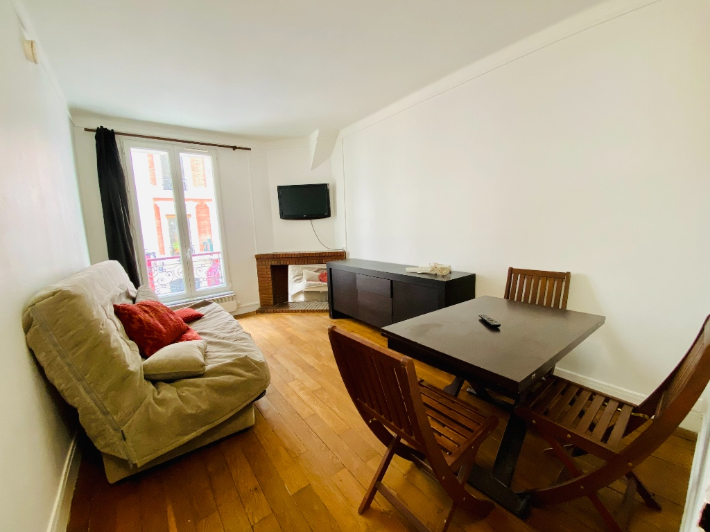 Apartment PARIS 18 – 1 room (s) – 23 m2 1