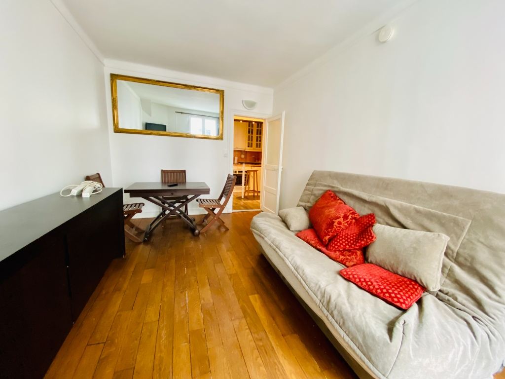 Appartement PARIS 18 – 1 pièce – 23 m2 2