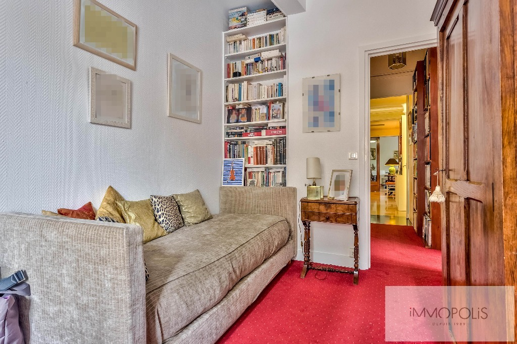 Prestigious apartment with open views of the Eiffel Tower – Paris XVI – Trocadero 7