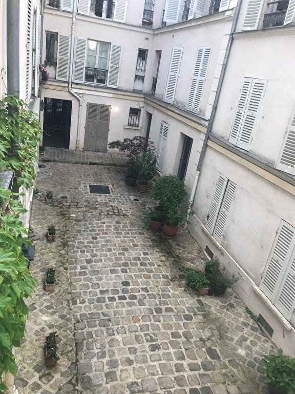 Paris furnished apartment 2 room (s) 30 m2 1