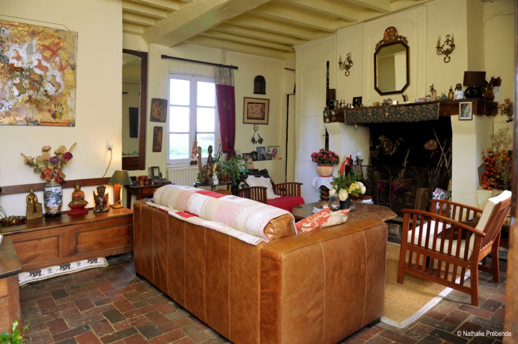 Property dating from the 17th century for sale in Ecaquelon 2