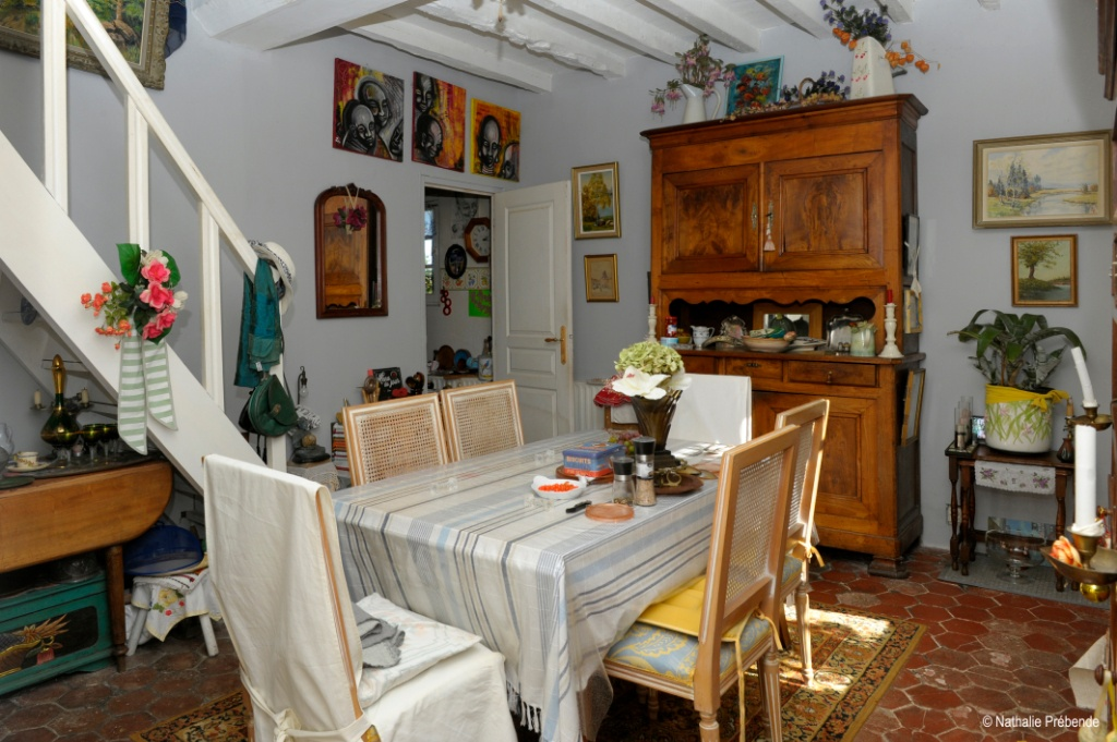 17th century property for sale in Ecaquelon 3