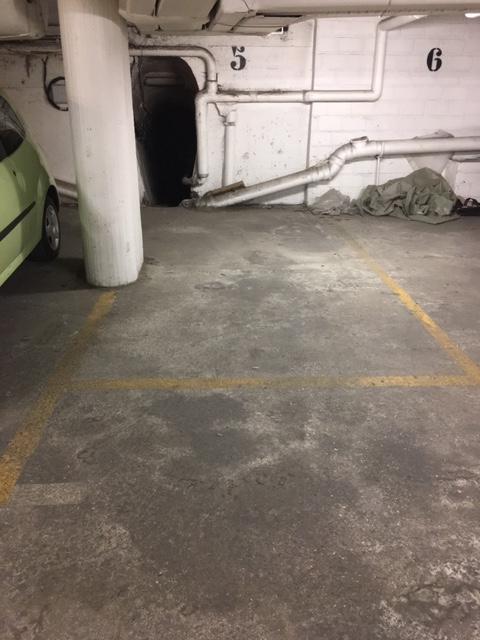 Place de parking moto – Paris 15 – Convention – Vaugirard 1