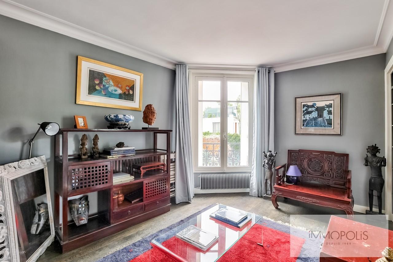 Family apartment of 7 rooms – Haut Junot – Paris XVIII 4