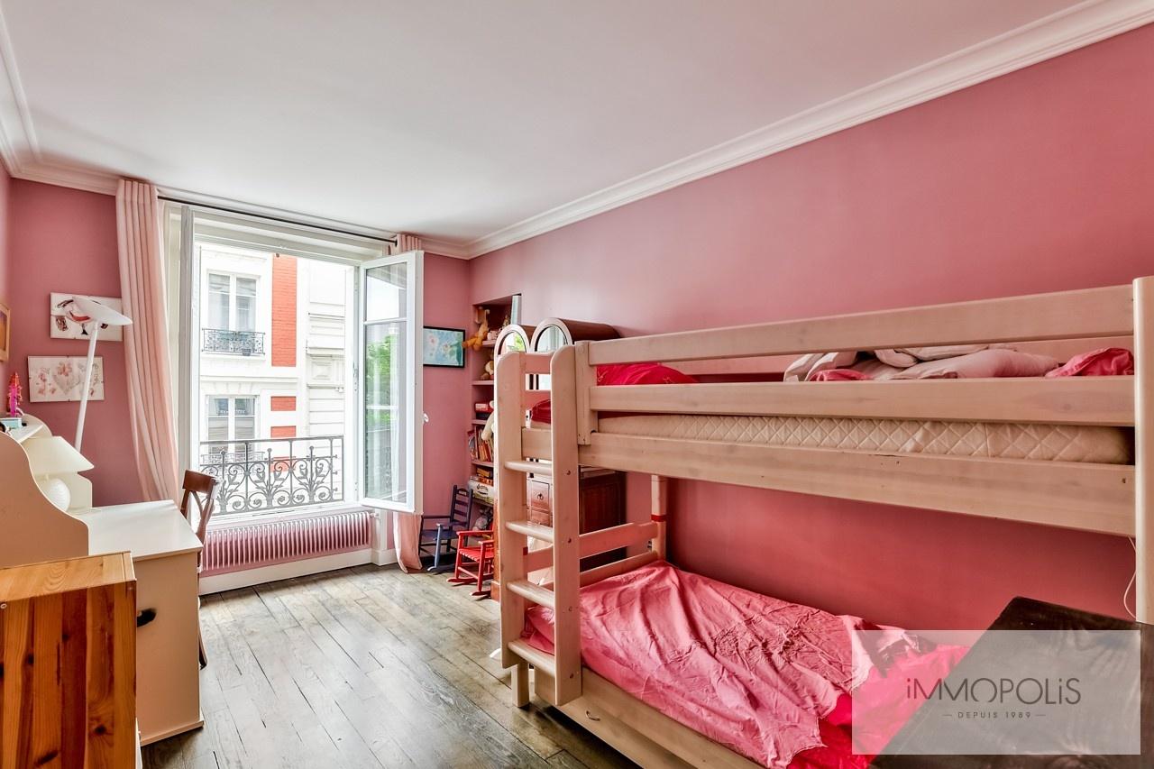 Appartement familial de 7 pièces – Haut Montmartre – Paris XVIII 5