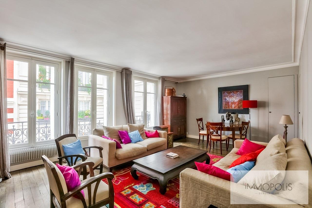 Family apartment of 7 rooms – Haut Junot – Paris XVIII 6