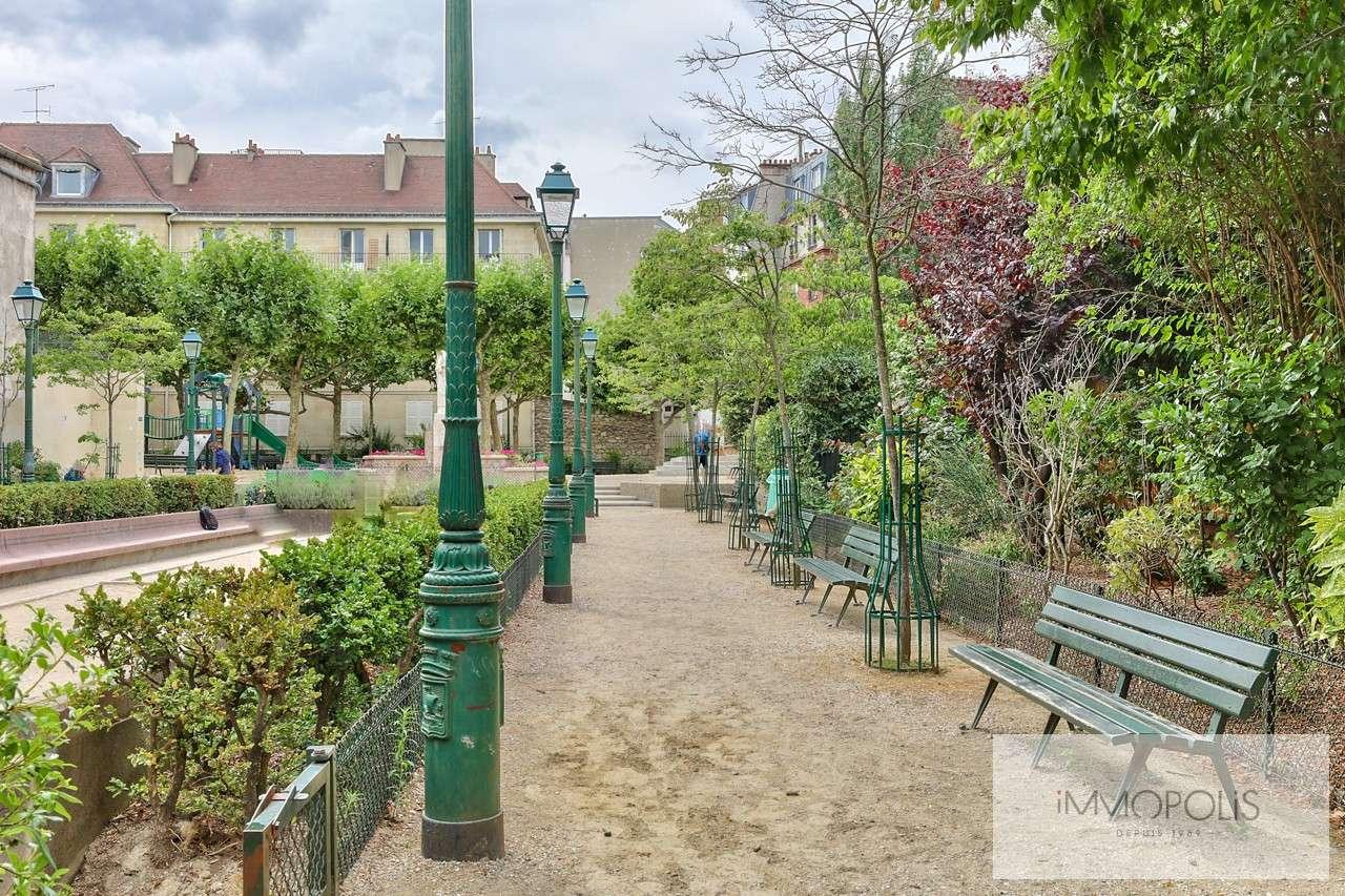 Appartement familial de 7 pièces – Haut Montmartre – Paris XVIII 9