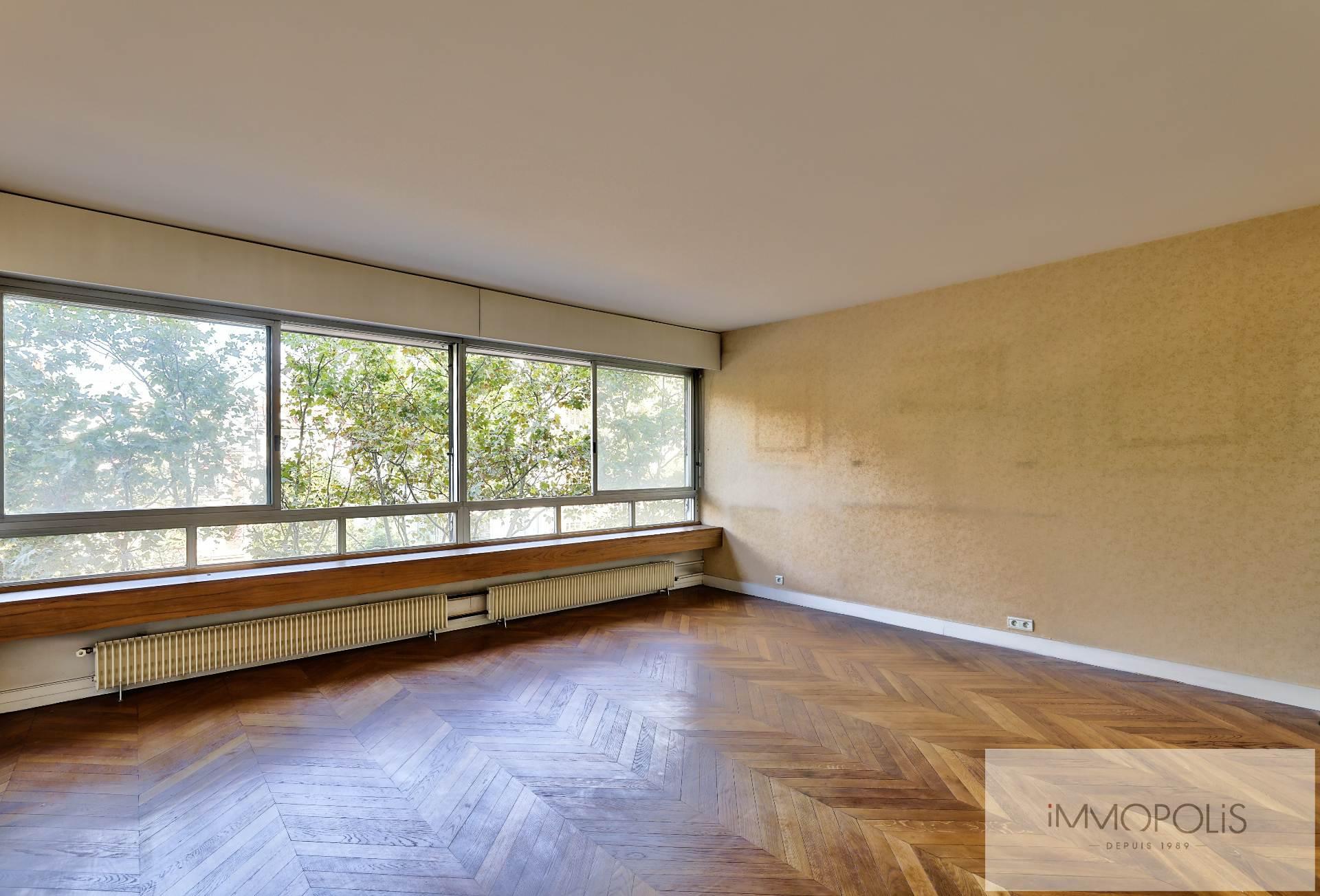 Appartement de 4 pièces à rafraichir – Avenue de Saxe – Paris VII 3