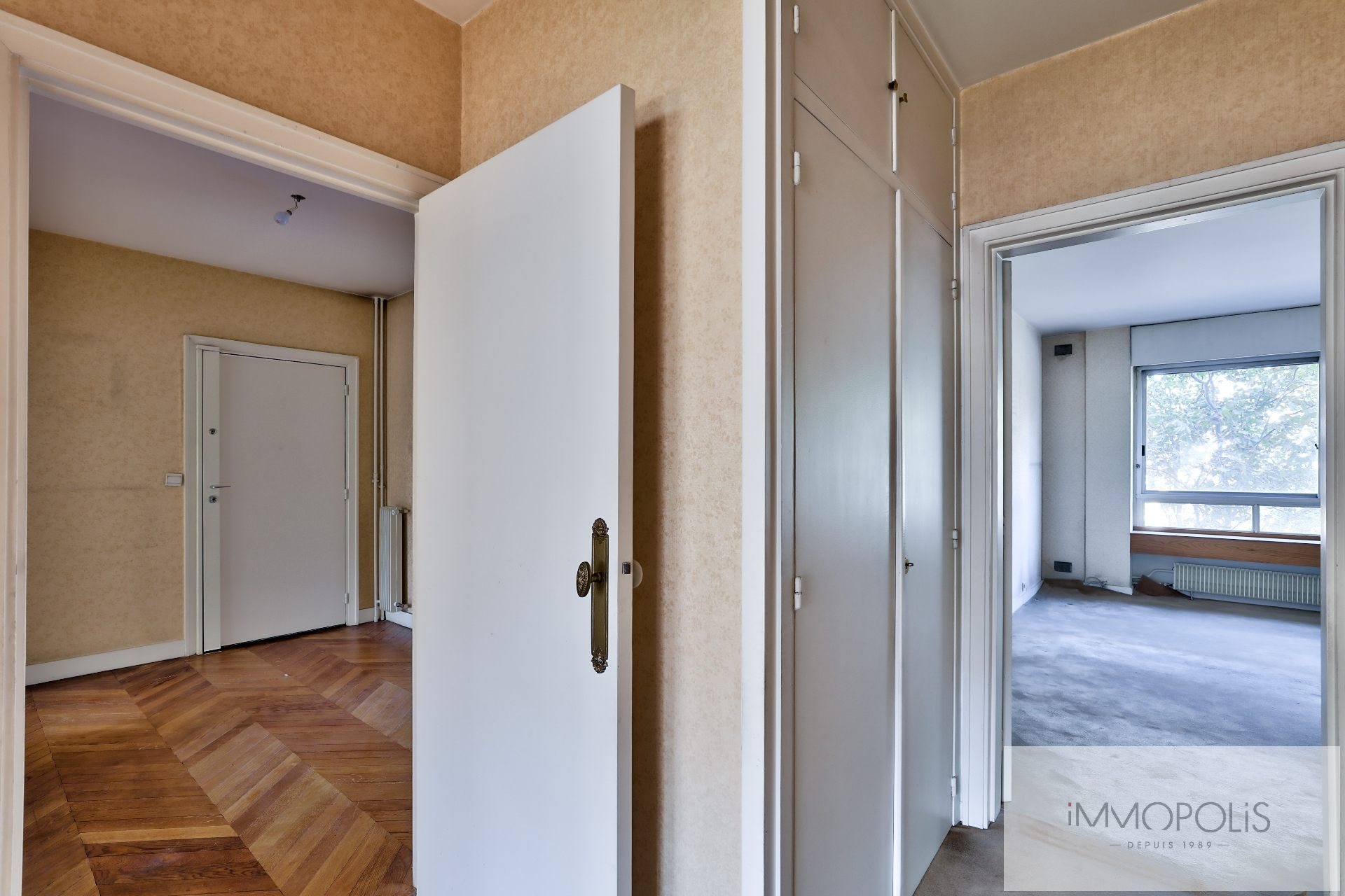 Appartement de 4 pièces à rafraichir – Avenue de Saxe – Paris VII 7