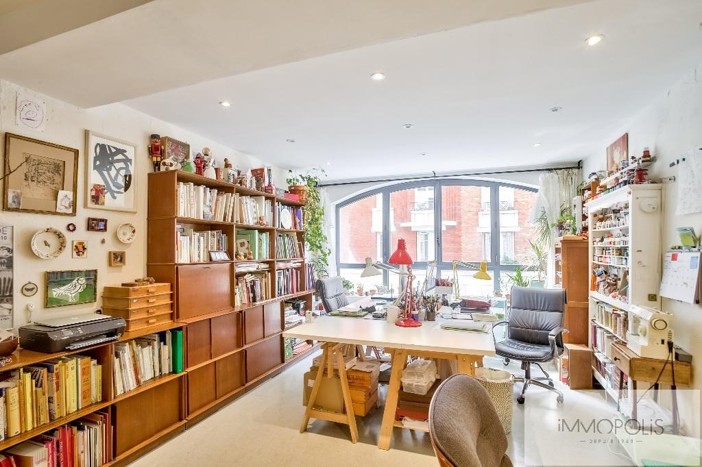 Appartement de 160 M² esprit loft / industriel «comme une maison» ! 1