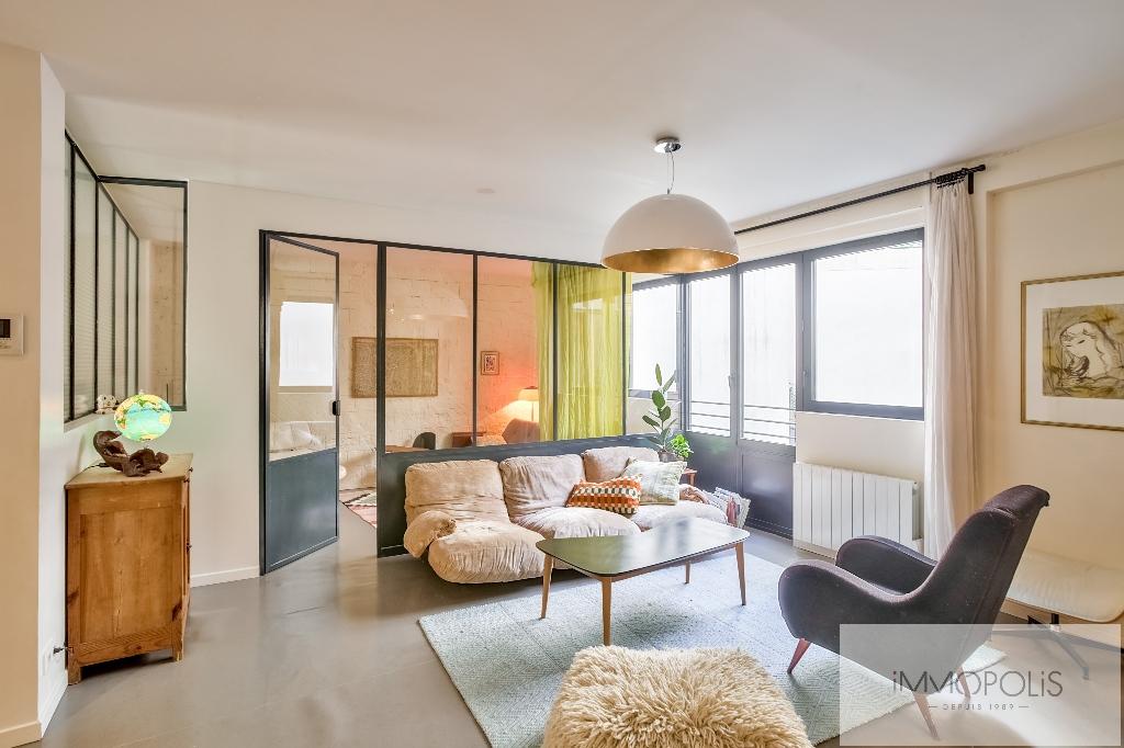 Appartement de 160 M² esprit loft / industriel «comme une maison» ! 2