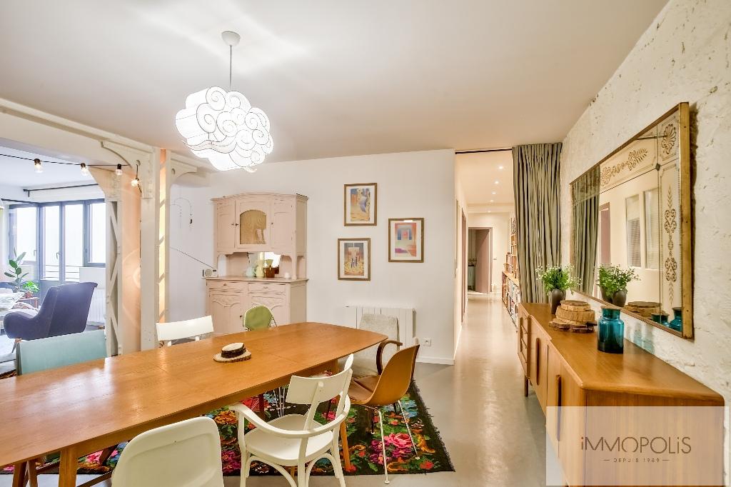 Appartement de 160 M² esprit loft / industriel «comme une maison» ! 3