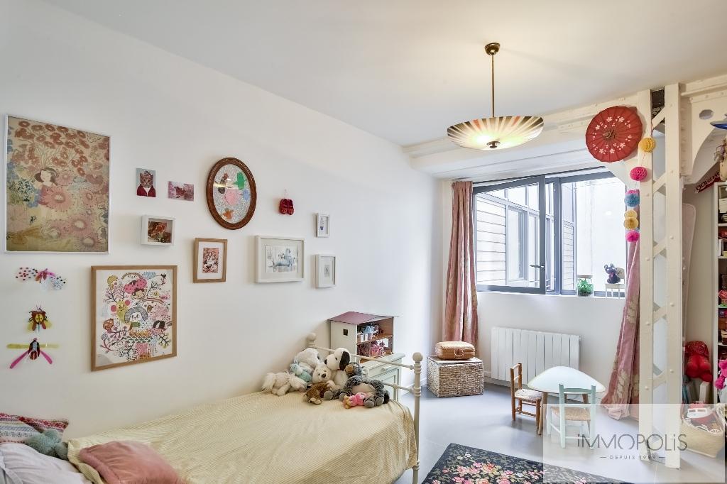 Appartement de 160 M² esprit loft / industriel «comme une maison» ! 6