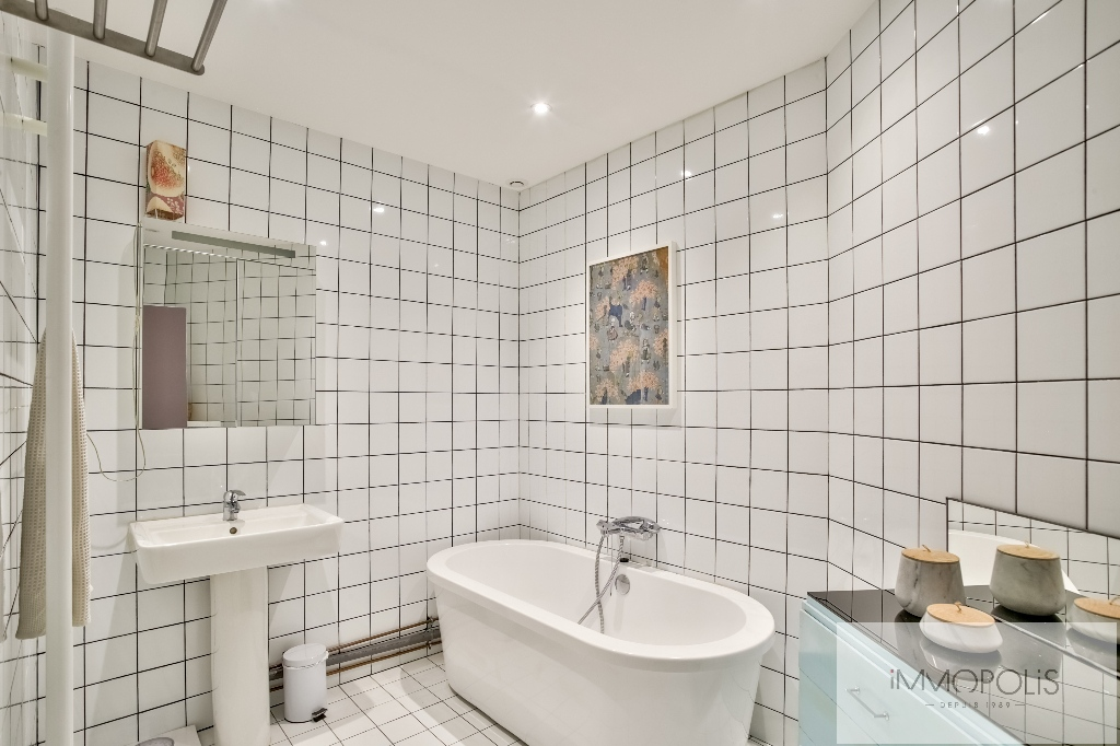 Appartement de 160 M² esprit loft / industriel «comme une maison» ! 8