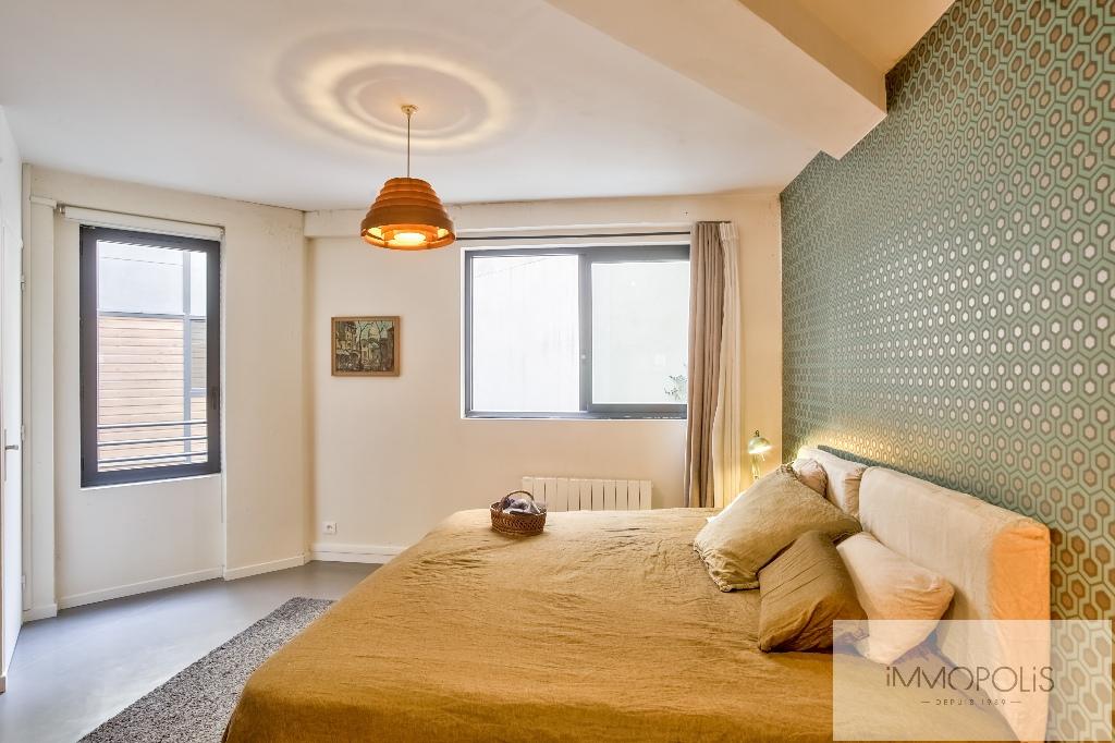 Appartement de 160 M² esprit loft / industriel «comme une maison» ! 9
