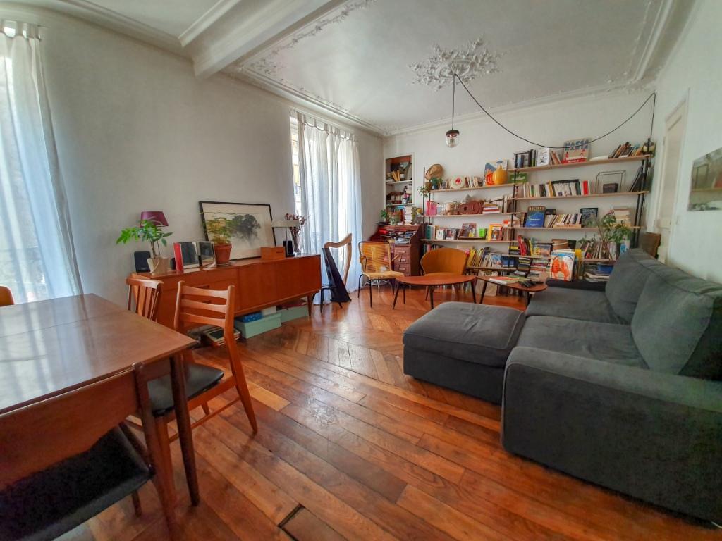 Rue Poulet / Doudeaville Appartement familial  3 chambres de 89 m² 1