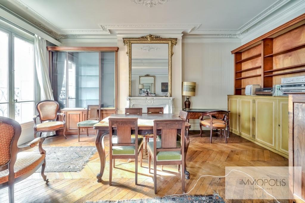 St Quentin – Appartement familial, 4 chambres possibles, 3ème étage 2