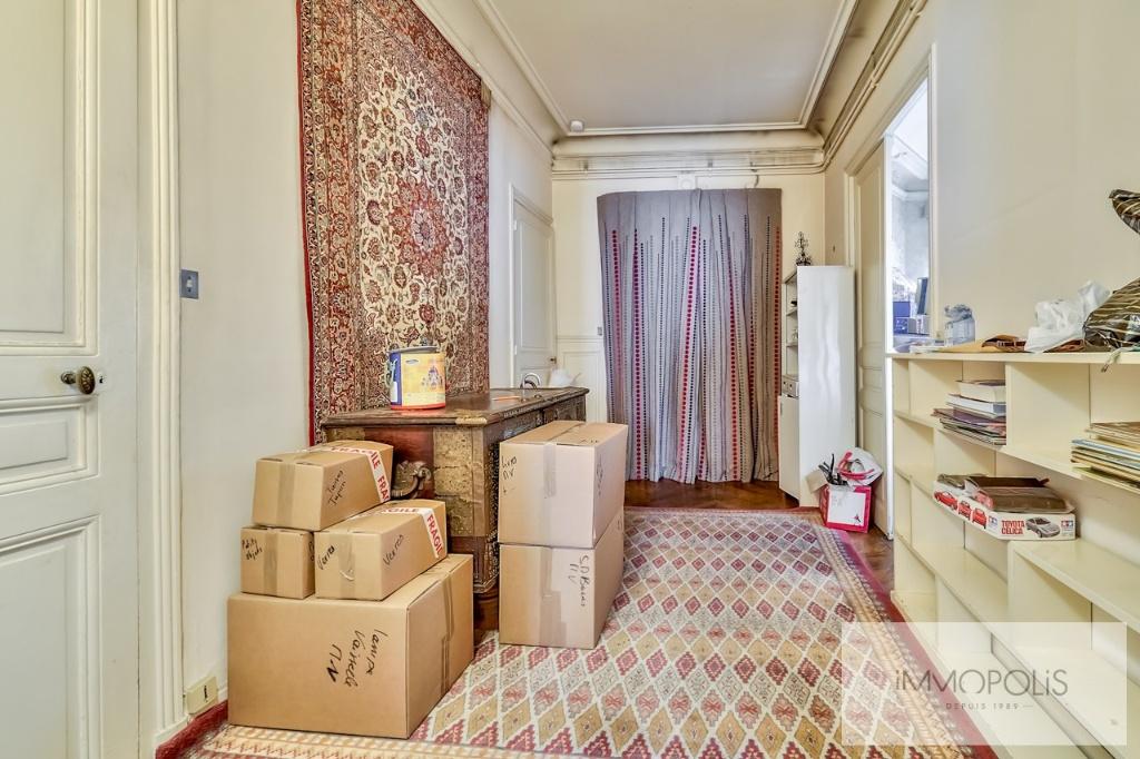 St Quentin – Appartement familial, 4 chambres possibles, 3ème étage 4