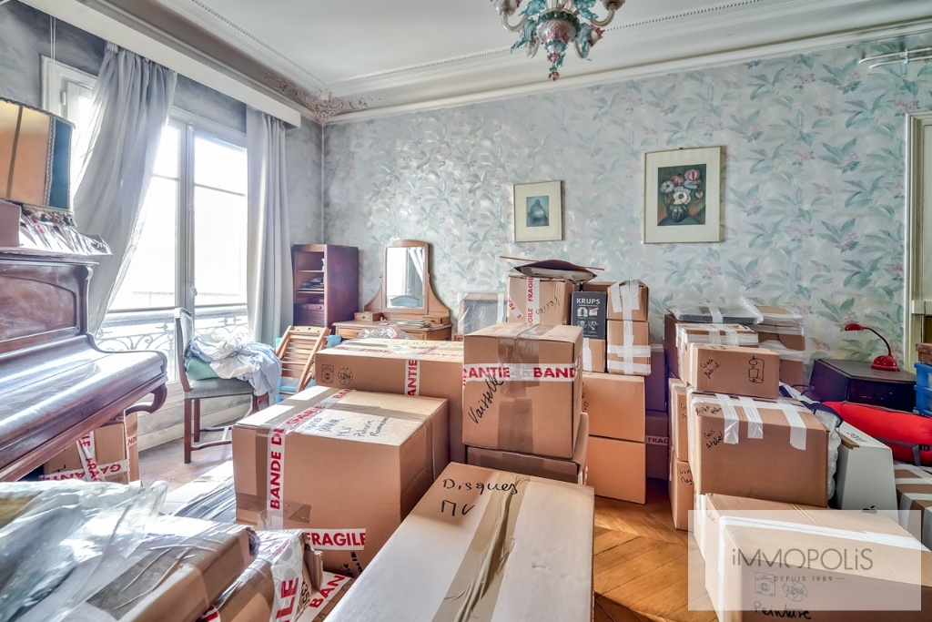 St Quentin – Family apartment, 4 bedrooms possible, 3rd floor 5