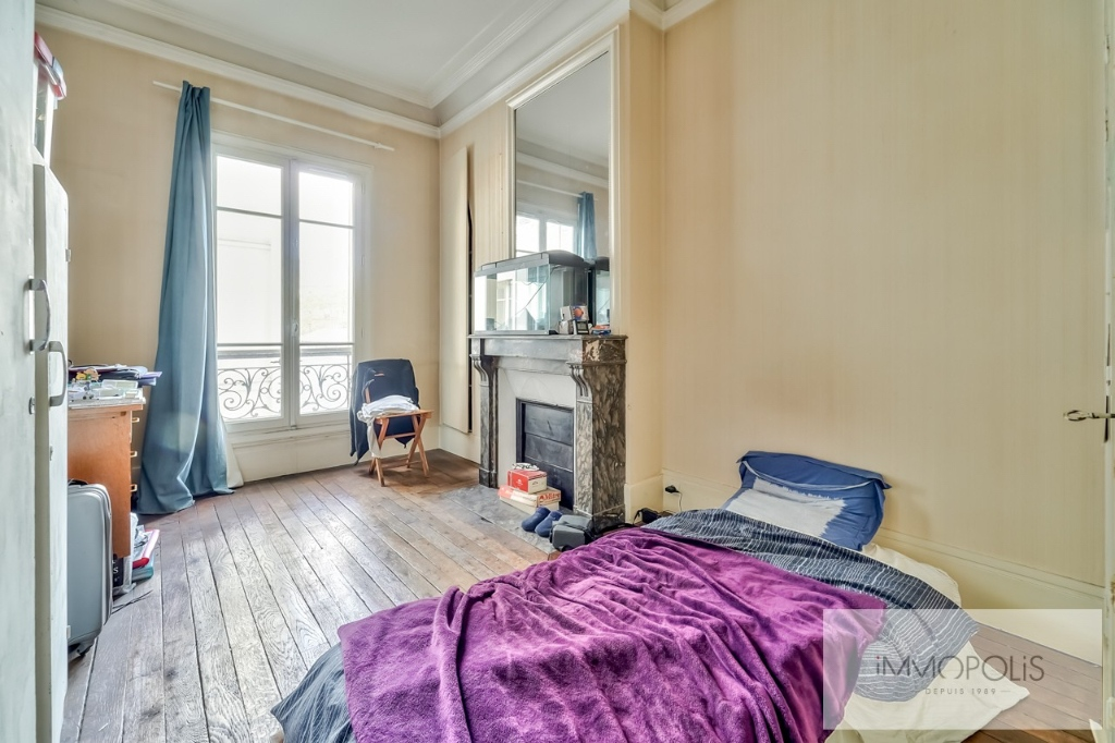 St Quentin – Family apartment, 4 bedrooms possible, 3rd floor 7