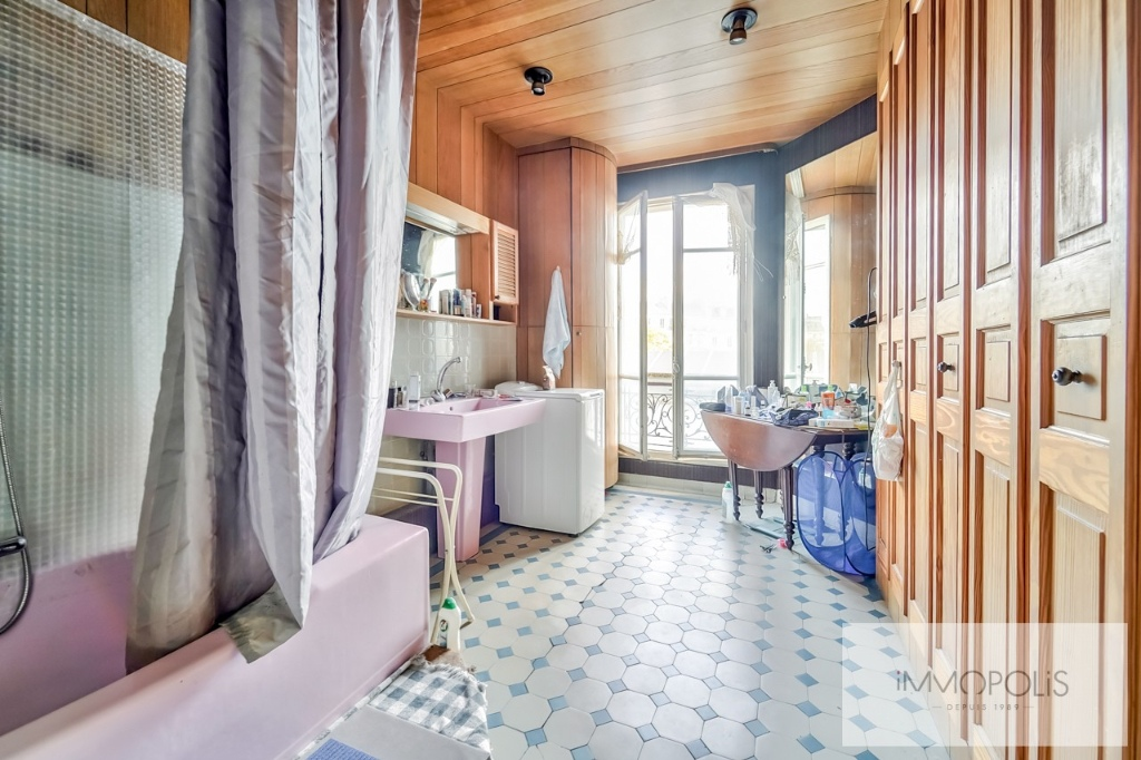 St Quentin – Family apartment, 4 bedrooms possible, 3rd floor 8