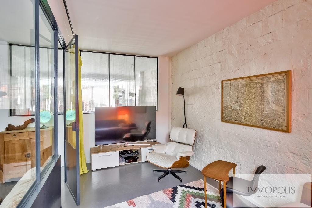 Very good deal! 160 M² loft / industrial apartment «like a house»! 5